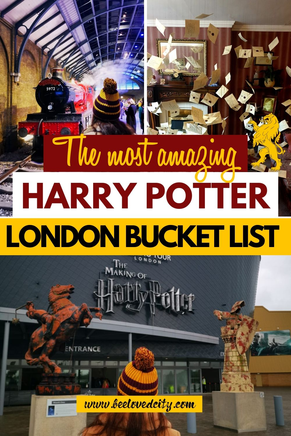 harry potter things to do london