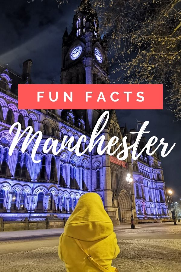 best fun facts about Manchester