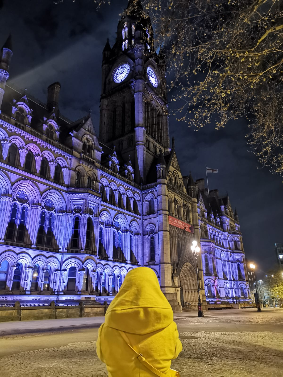 manchester things to do town hall