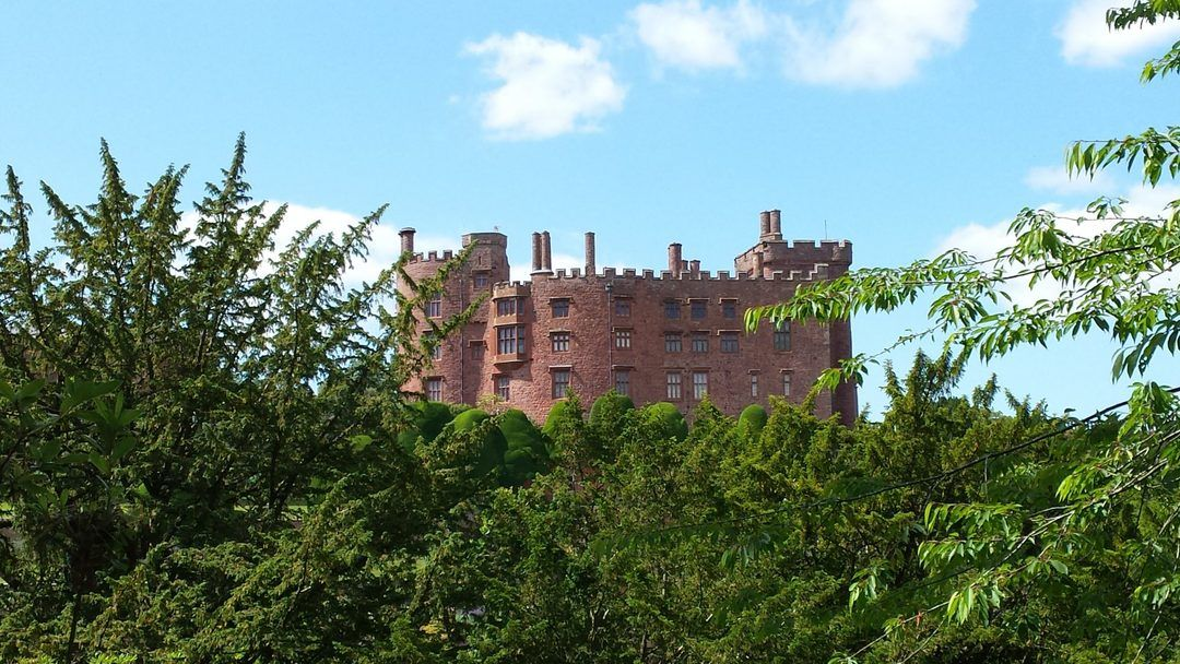 things to do near Welshpool Powis Castle