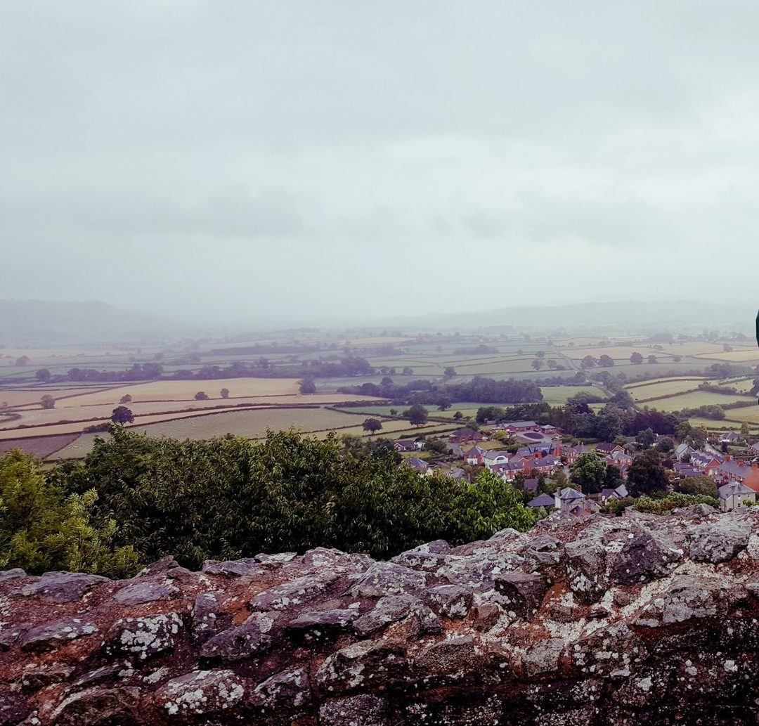 things to do near welshpool Montgomery Castle