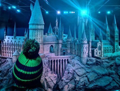 sets of Harry Potter Warner bros studios London