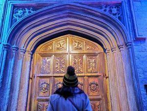 entrance Harry Potter studios London