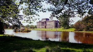 beautiful national trust near Manchester Lyme Park