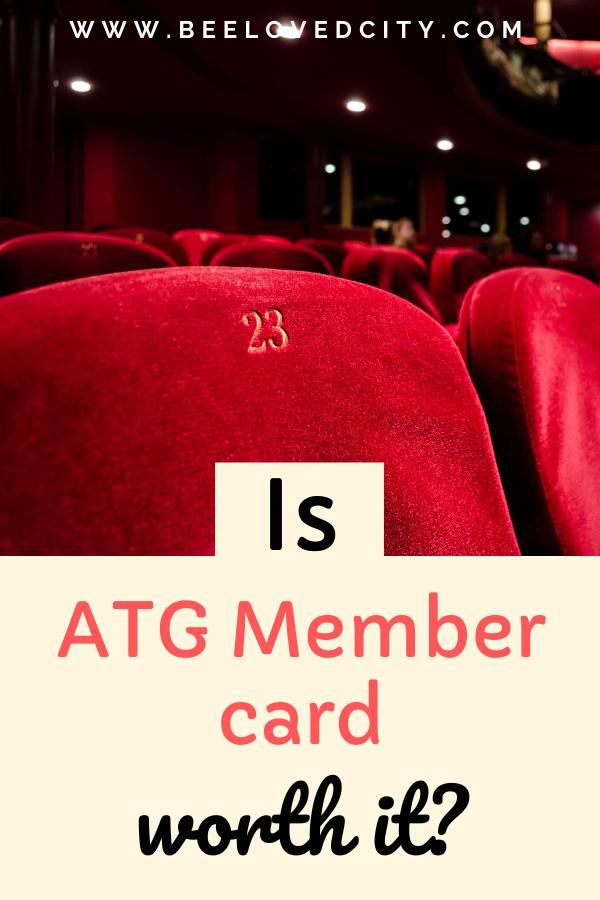 ATG membership worth it
