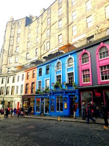 Harry Potter scotland Diagon Alley