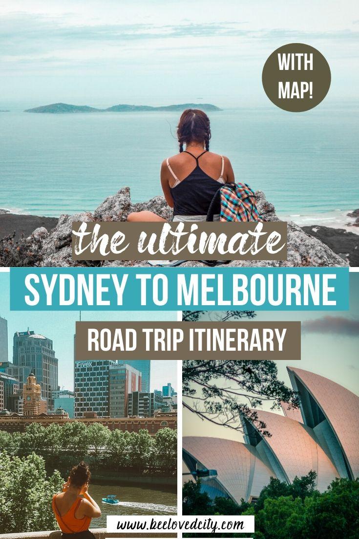 road trip sydney to melbourne australia