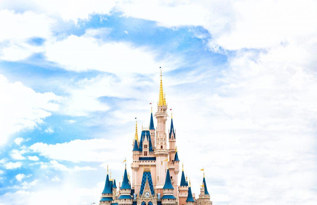 Cinderella Castle magic kingdom Disney World Orlando