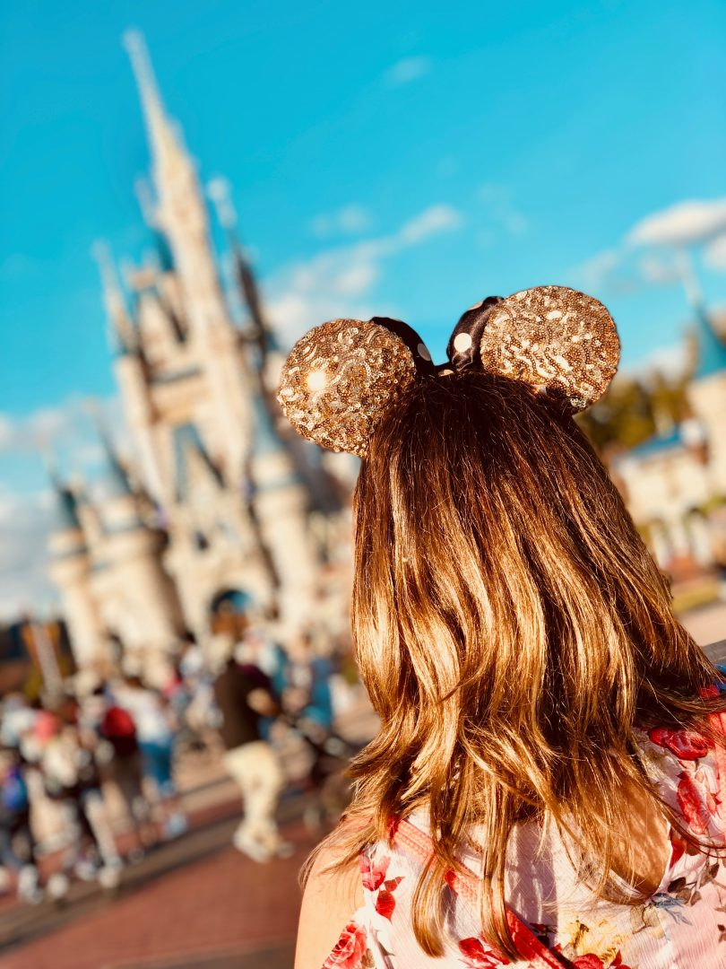 Mickey ears Disney World Orlando