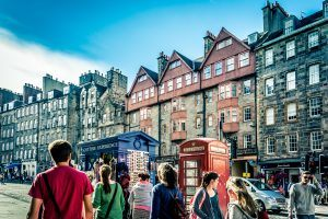 interesting facts about Edinburgh