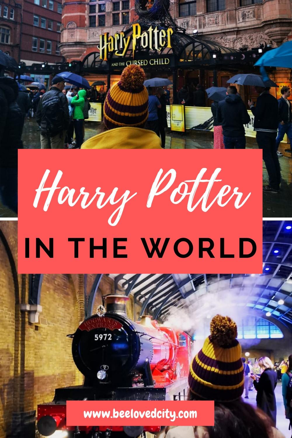 best harry potter places in the world