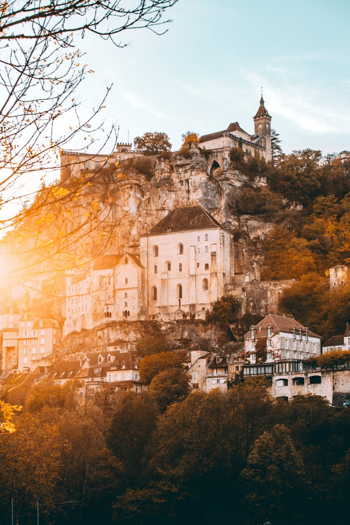 places to visit in south west france rocamadour