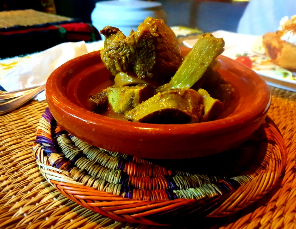 typical food Marrakech Tanja