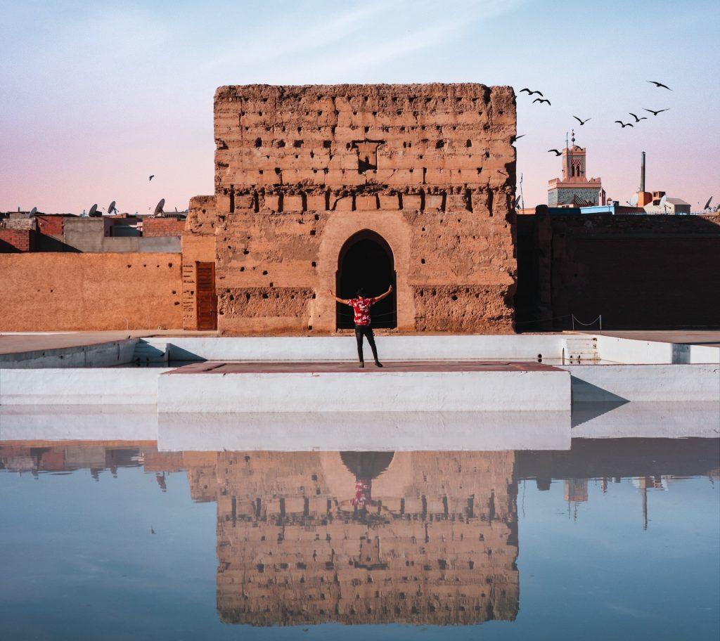 Badi Palace marrakech