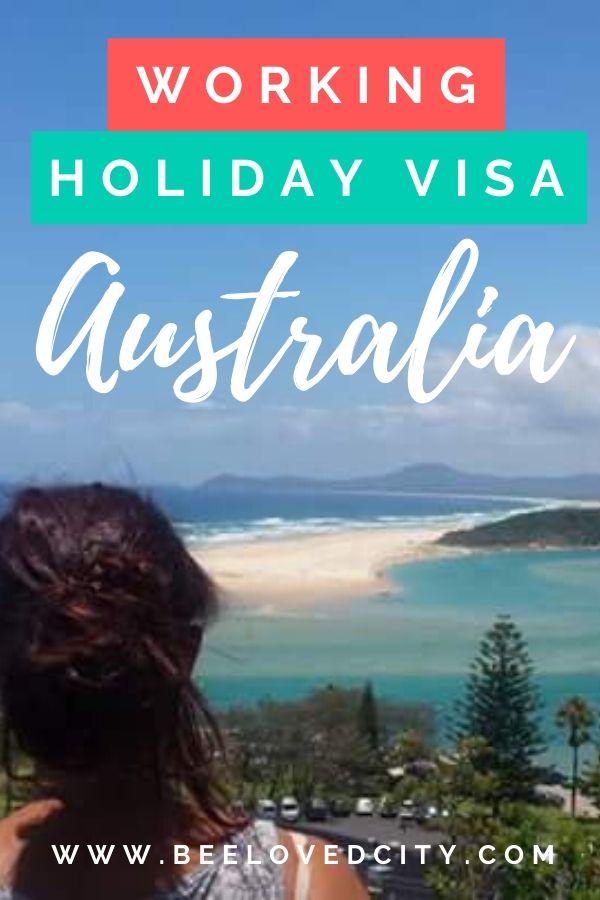 plan working holiday visa Australia