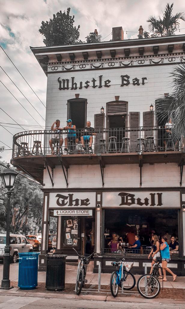 bar on duval street key west