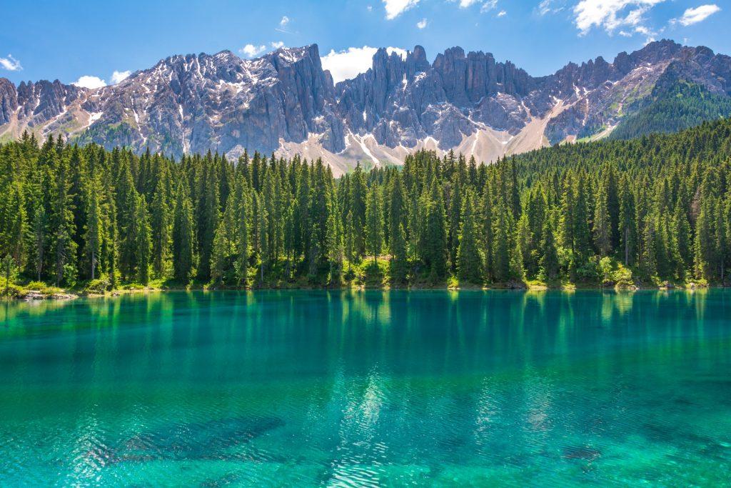 Italian nature north Italy
