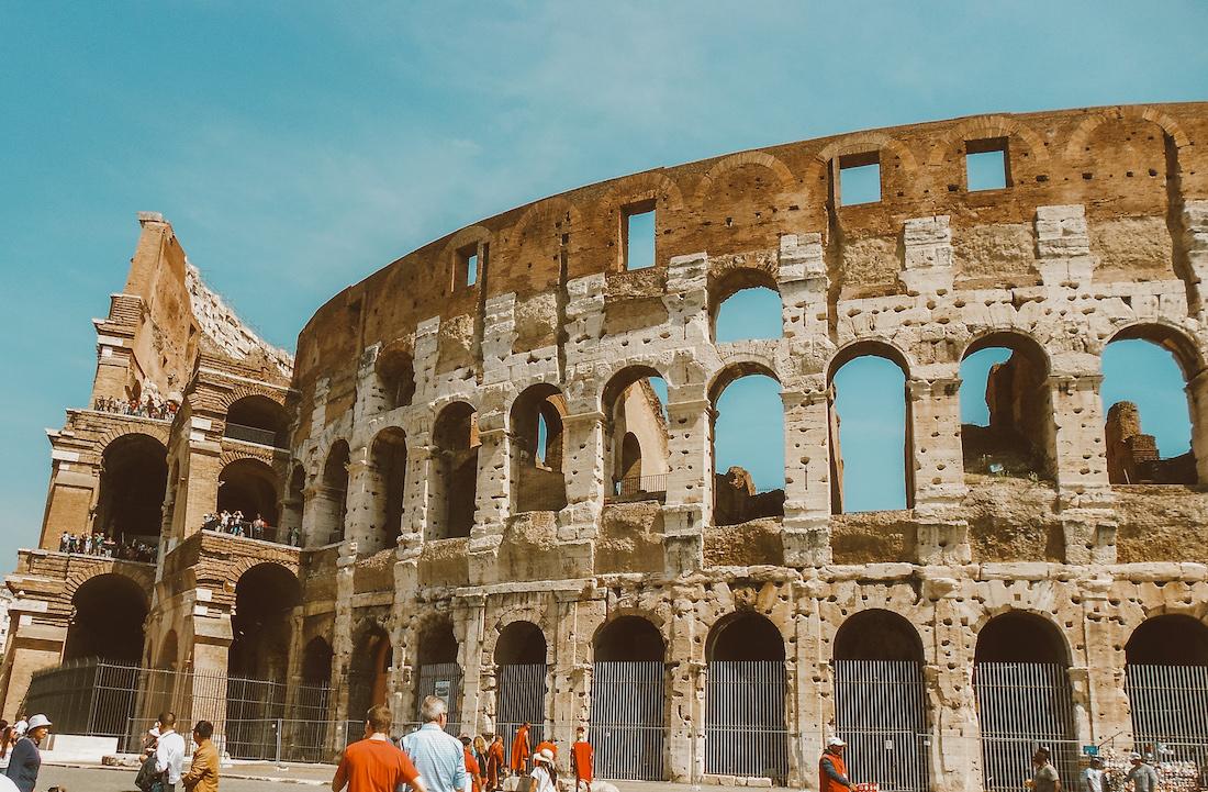coliseum italy rome