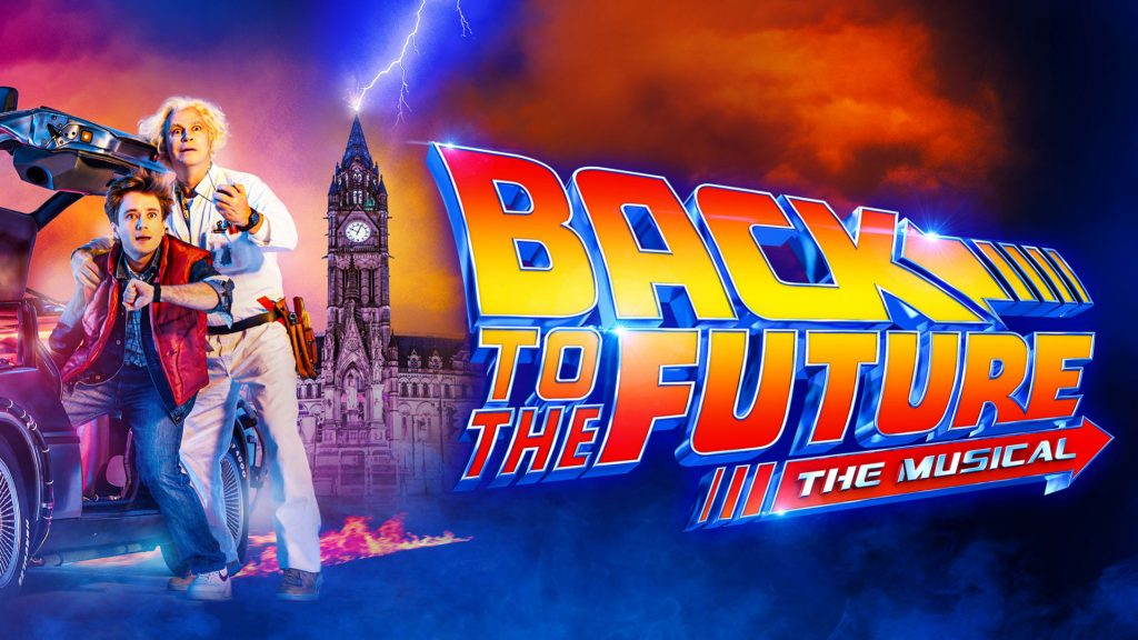 musical back to the future manchester