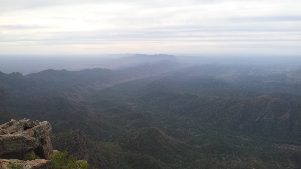 flinders ranges hike