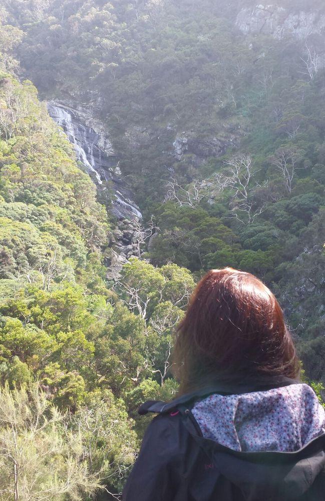 waterfall australia victoria