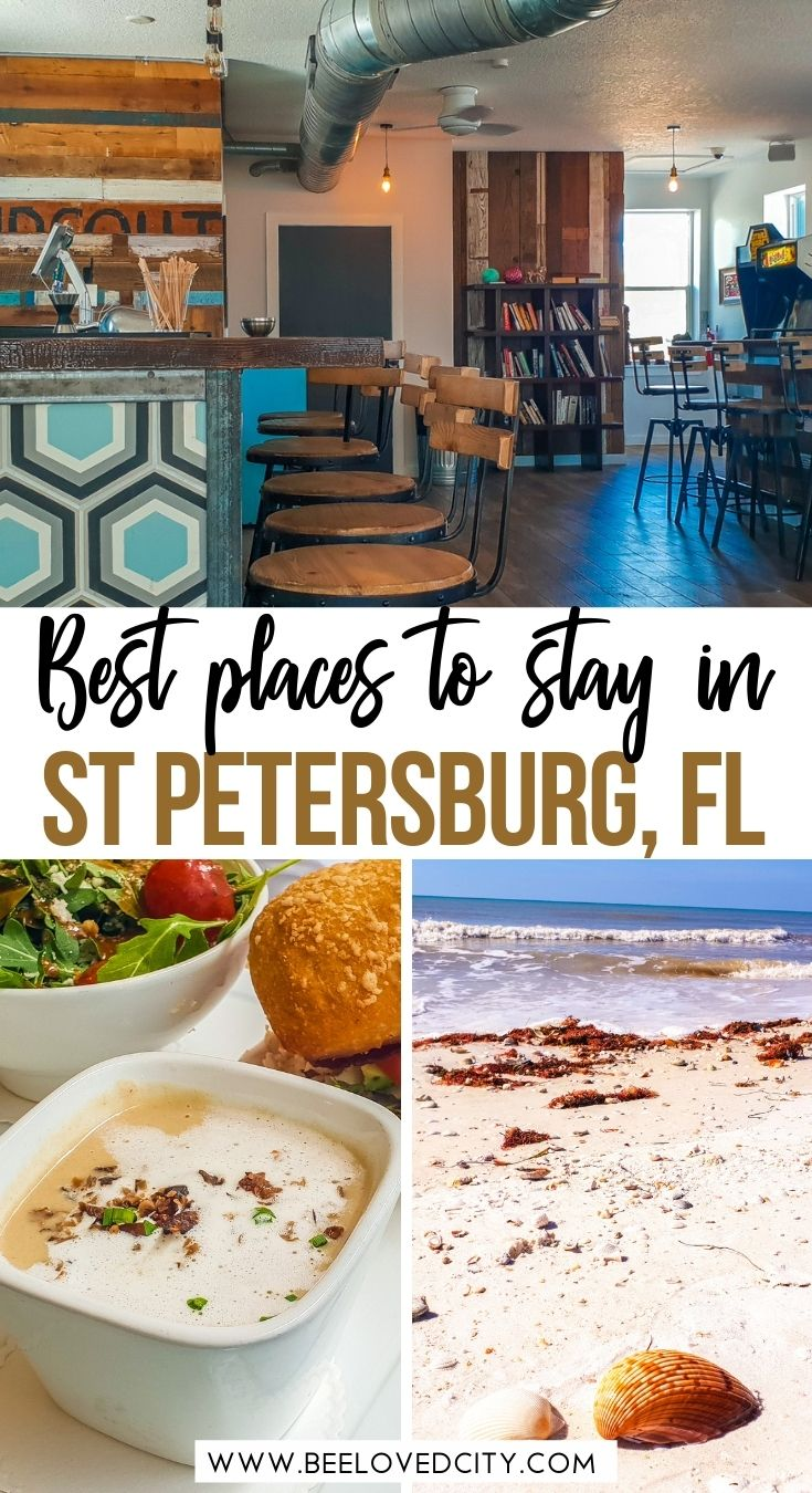 Best places to stay in St Petersburg Florida
