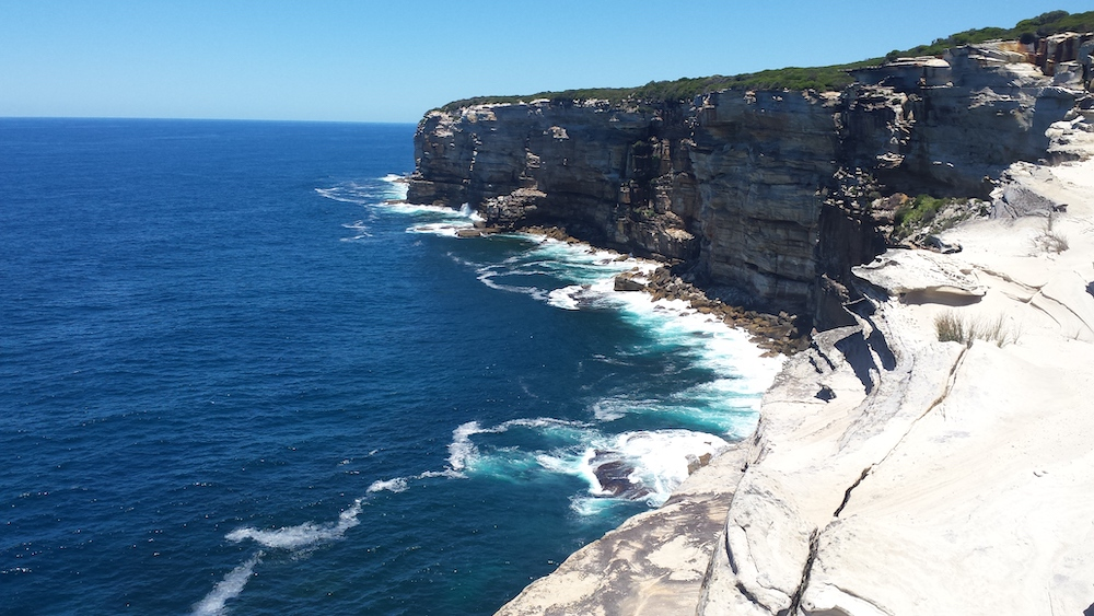 royal national park hike