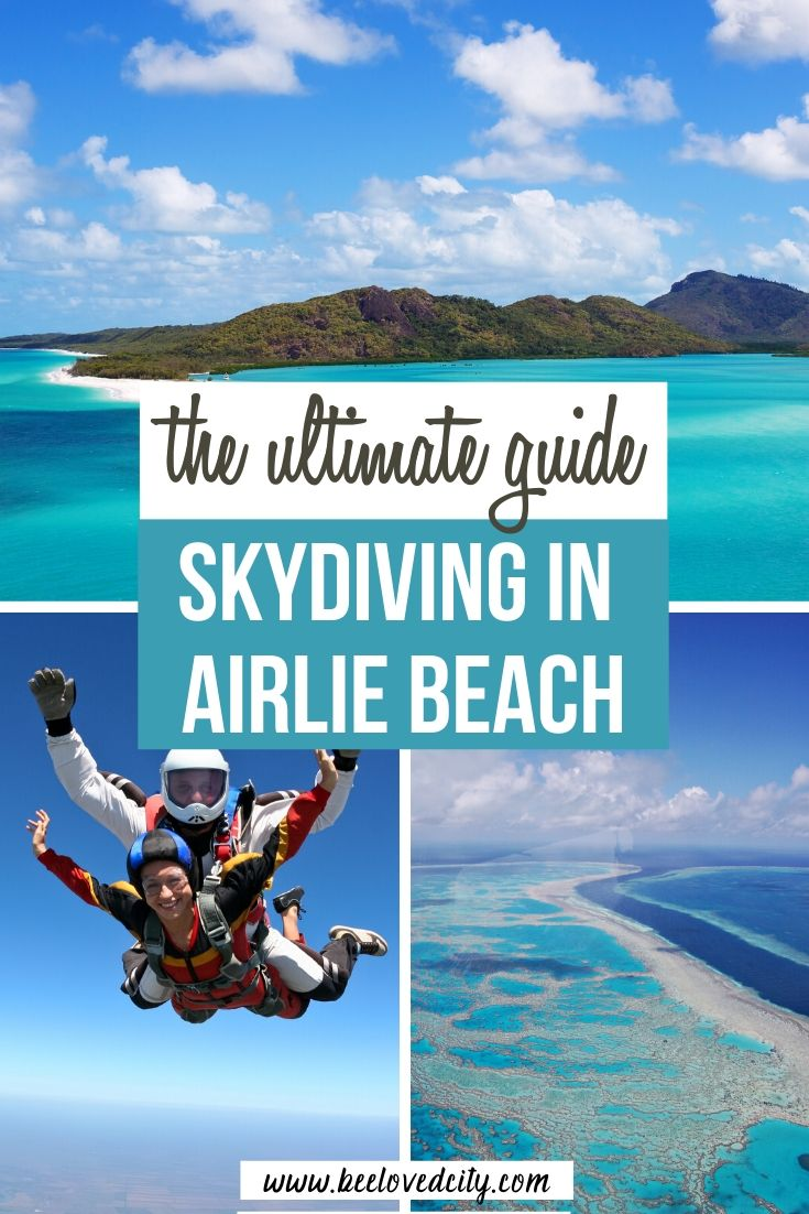Airlie Beach skydive reviews