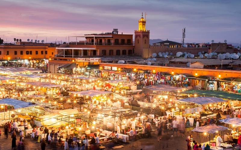 Marrakech things to do