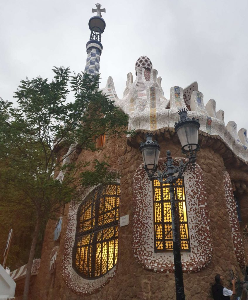 mosaic park guell things to do barcelona