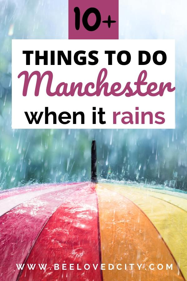 manchester on a rainy day
