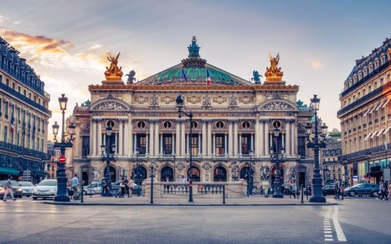 things to do paris opera garnier
