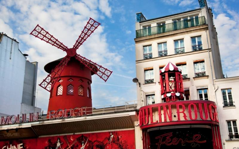 things to do paris moulin rouge