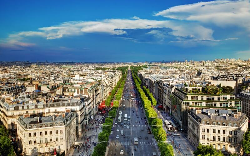 things to do champs elysees