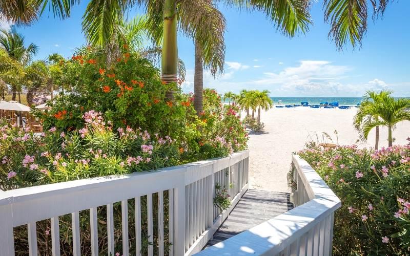beach st pete florida