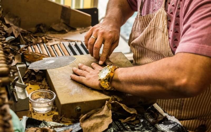 cigar handmade tampa