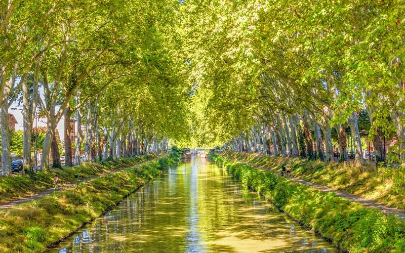 toulouse canal cruise