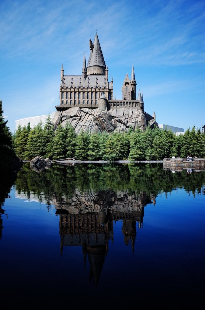 Wizarding World of Harry Potter in Japan