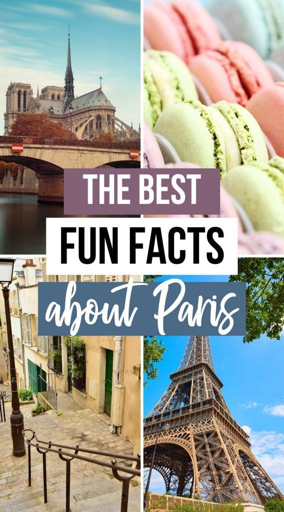 Most interesting facts about Paris