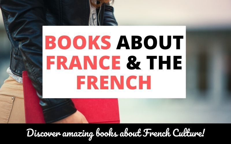 Books about france and french
