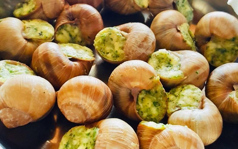 escargots france