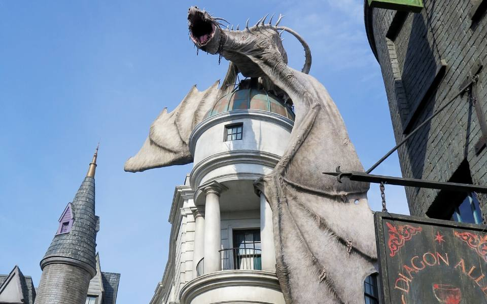 harry potter in the world florida orlando