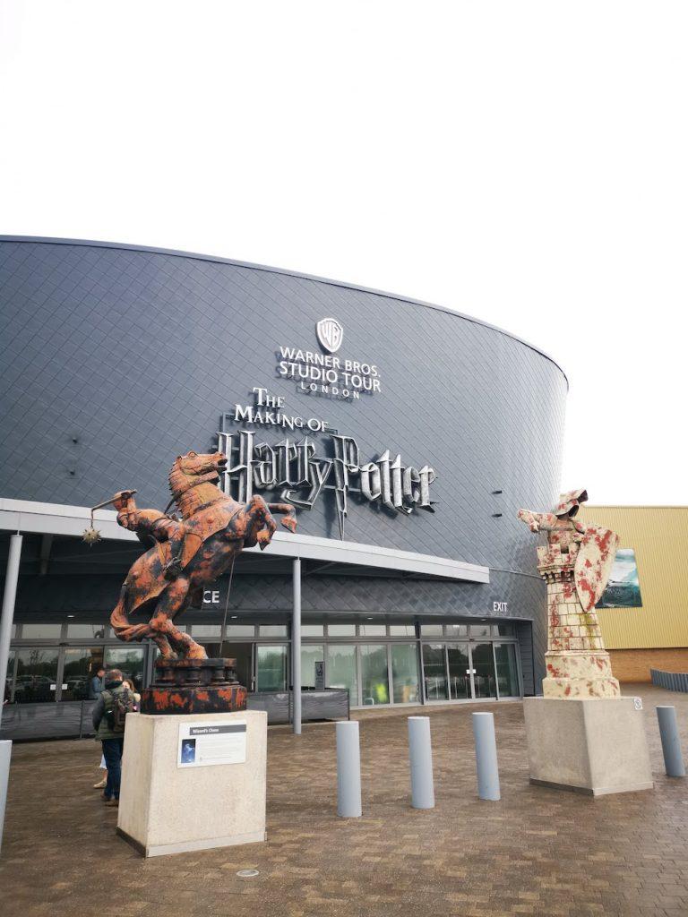 Harry Potter Warner Bros Studios London