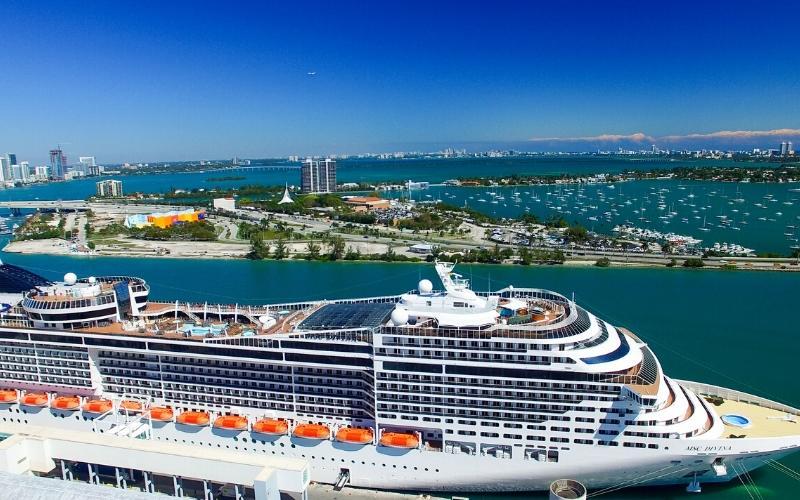 miami port cruise