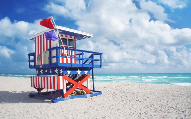 miami beach america