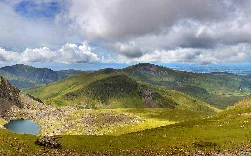 national parks wales snowdonia