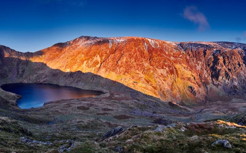 national parks wales south snowdonia