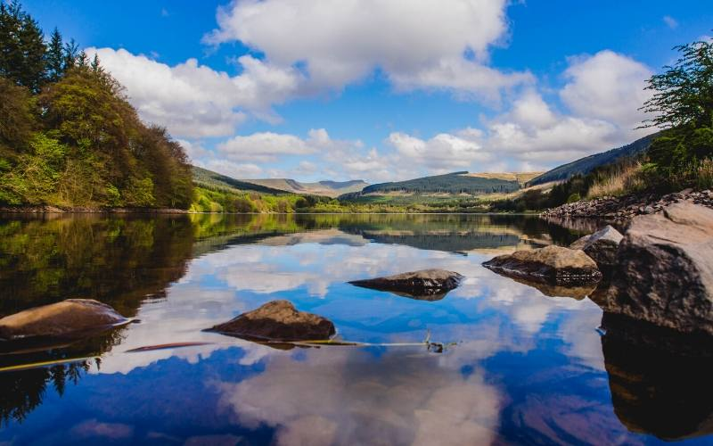 national parks wales brecon beacons