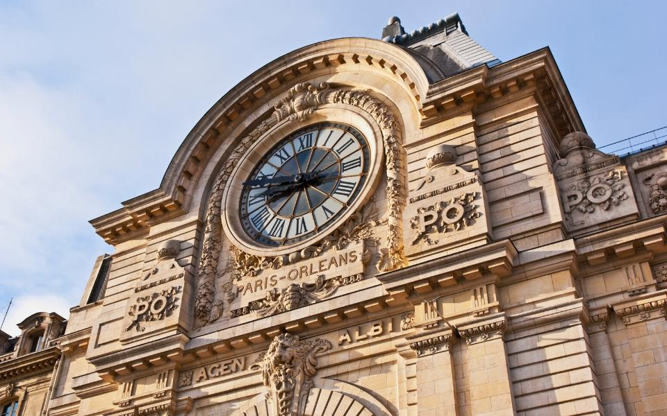 interesting facts paris musee d'orsay