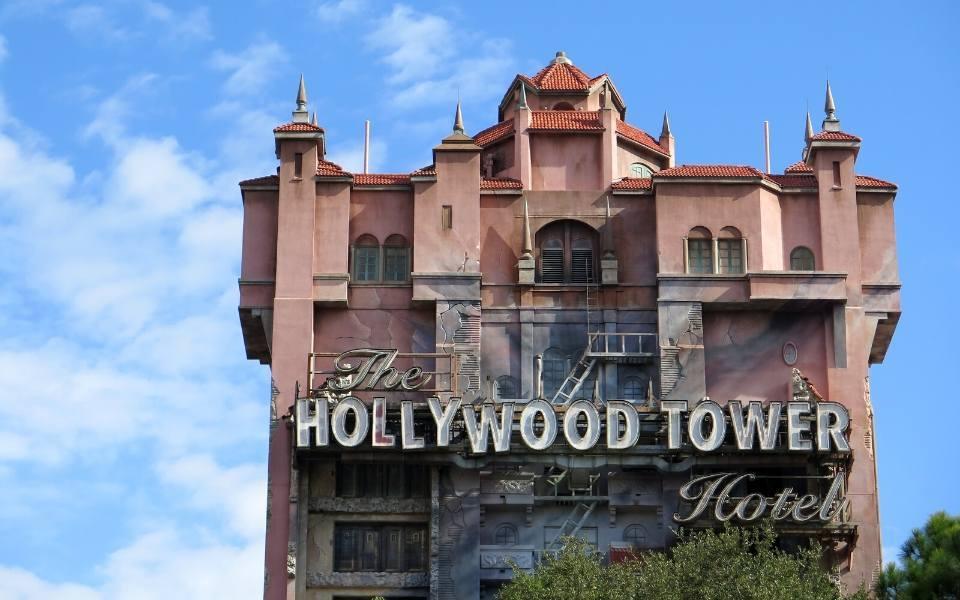 hollywood studios twilight tower